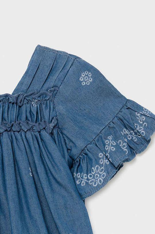 Mayoral - Dievčenské šaty  100% Lyocell