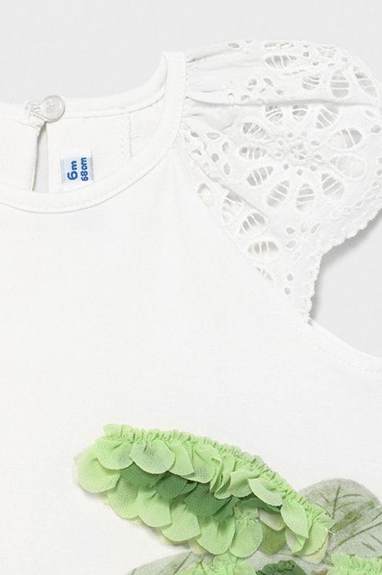 Mayoral - Dievčenské šaty  95% Bavlna, 5% Elastan