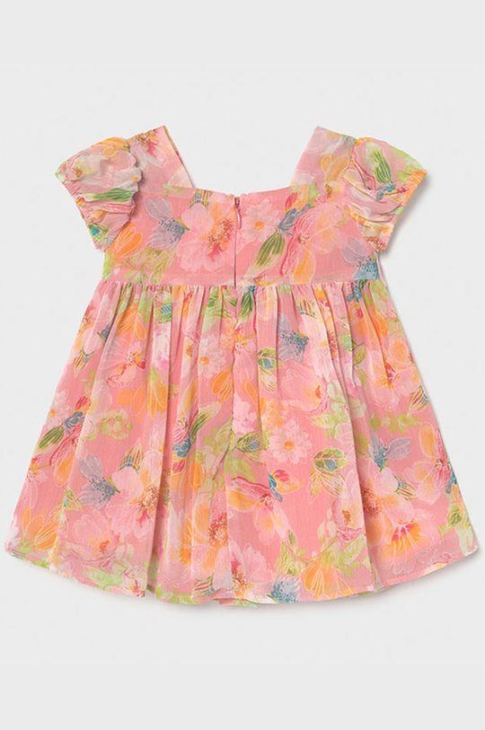Mayoral - Dívčí šaty růžová
