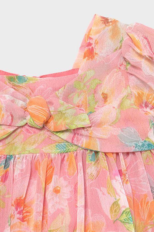 Mayoral - Dívčí šaty  Podšívka: 100% Bavlna Hlavní materiál: 100% Polyester