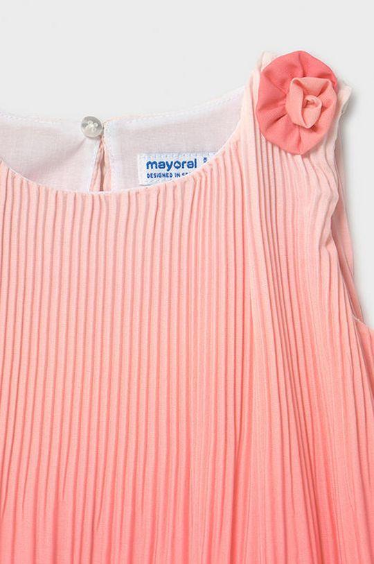 Mayoral - Sukienka dziecięca Podszewka: 100 % Poliester, Materiał zasadniczy: 100 % Poliester