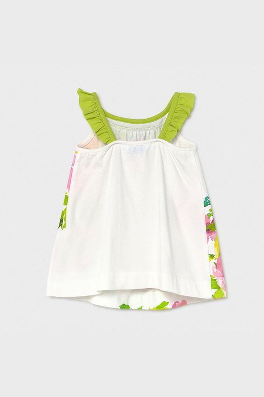 Mayoral - Sukienka dziecięca blady zielony