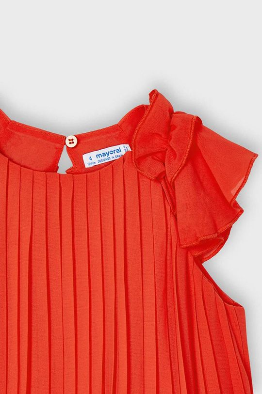 Mayoral - Dievčenské šaty  Podšívka: 20% Bavlna, 80% Polyester Základná látka: 100% Polyester