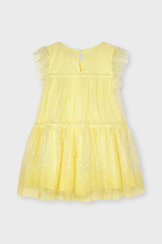 Mayoral - Dievčenské šaty  Podšívka: 100% Bavlna Základná látka: 100% Polyester