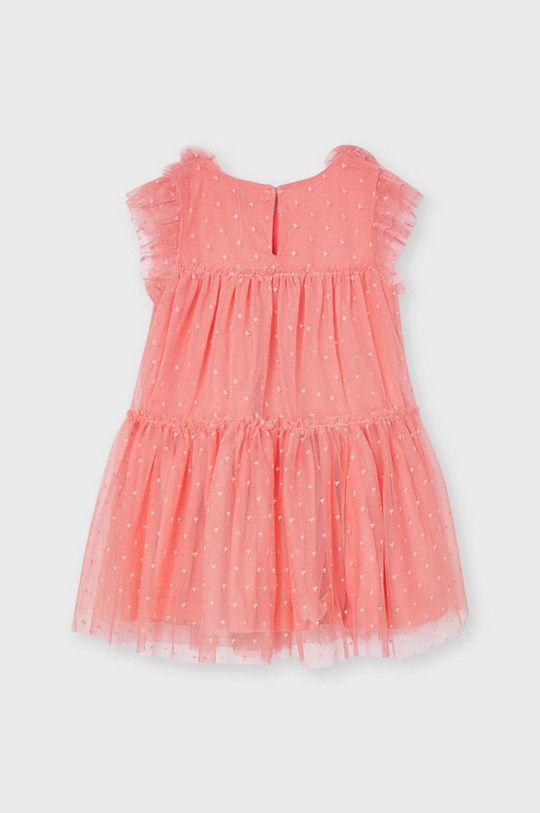 Mayoral - Rochie fete roz ascutit