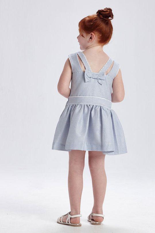 fialová Mayoral - Dievčenské šaty Dievčenský