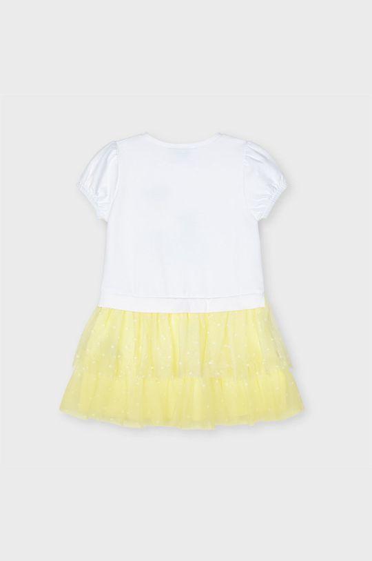 žltá Mayoral - Dievčenské šaty