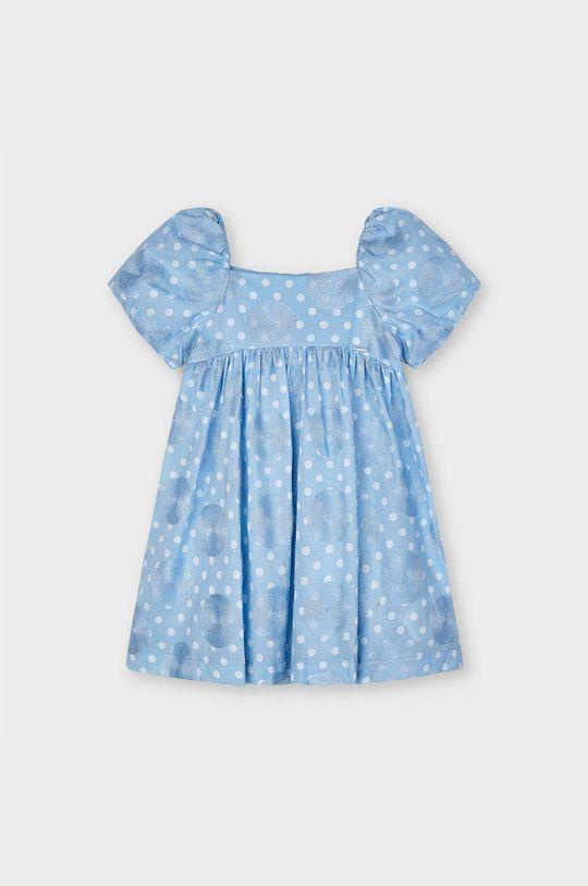 jasny niebieski Mayoral - Sukienka dziecięca 92-134 cm Dziewczęcy