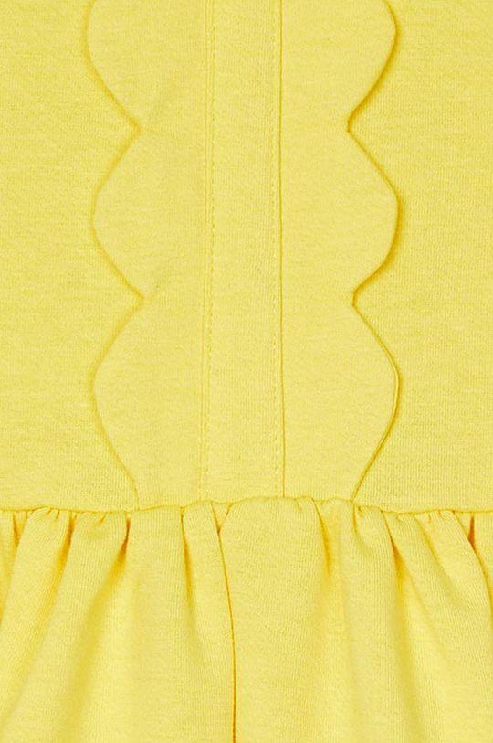 Mayoral - Dievčenské šaty  43% Bavlna, 5% Elastan, 52% Polyester