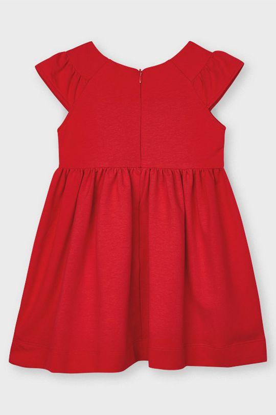 Mayoral - Sukienka dziecięca 43 % Bawełna, 5 % Elastan, 52 % Poliester