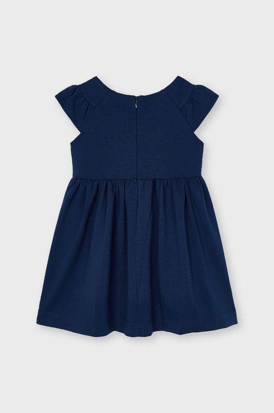 Mayoral - Dievčenské šaty tmavomodrá