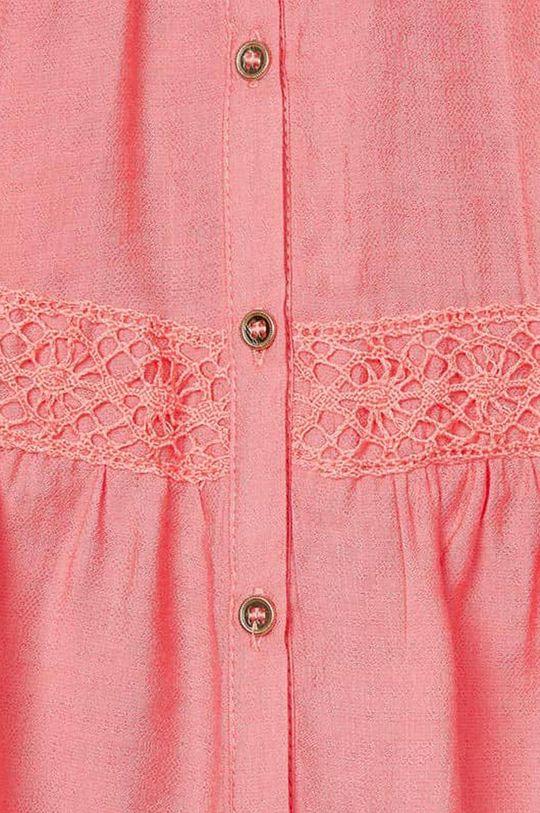 Mayoral - Dievčenské šaty  Podšívka: 20% Bavlna, 80% Polyester Základná látka: 5% Bavlna, 22% Polyamid, 3% Polyester, 70% Viskóza