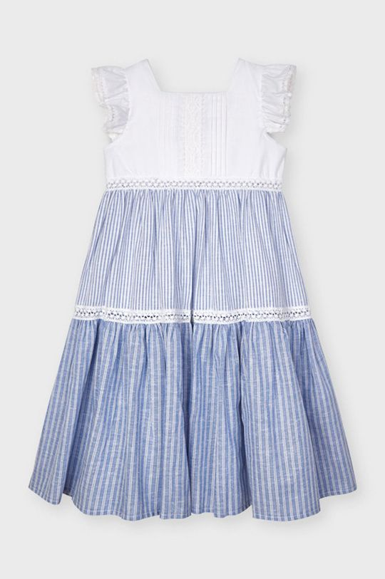 Mayoral - Rochie fete albastru deschis