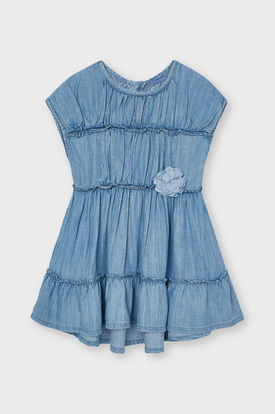 albastru deschis Mayoral - Rochie fete De fete