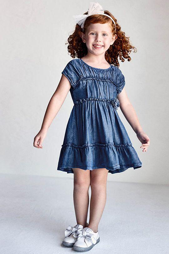 albastru Mayoral - Rochie fete De fete