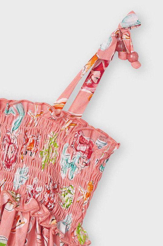 Mayoral - Dievčenské šaty  100% Bavlna