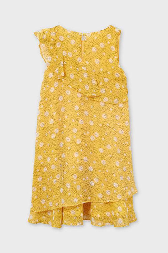 Mayoral - Dievčenské šaty  Podšívka: 35% Bavlna, 65% Polyester Základná látka: 100% Polyester