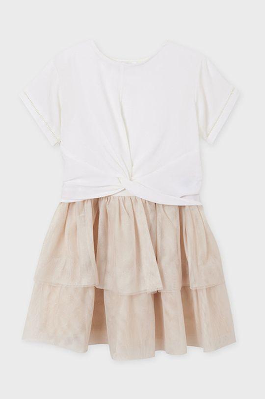 Mayoral - Dívčí šaty tělová
