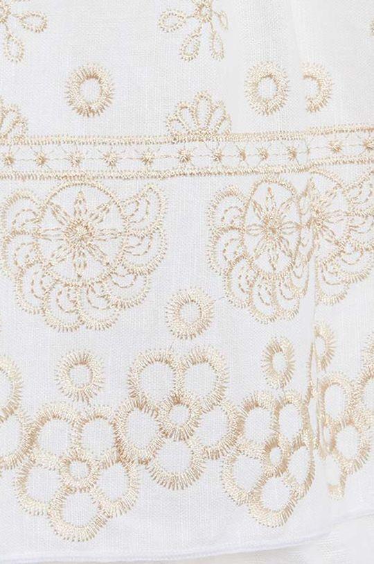 krémová Mayoral - Dievčenské šaty