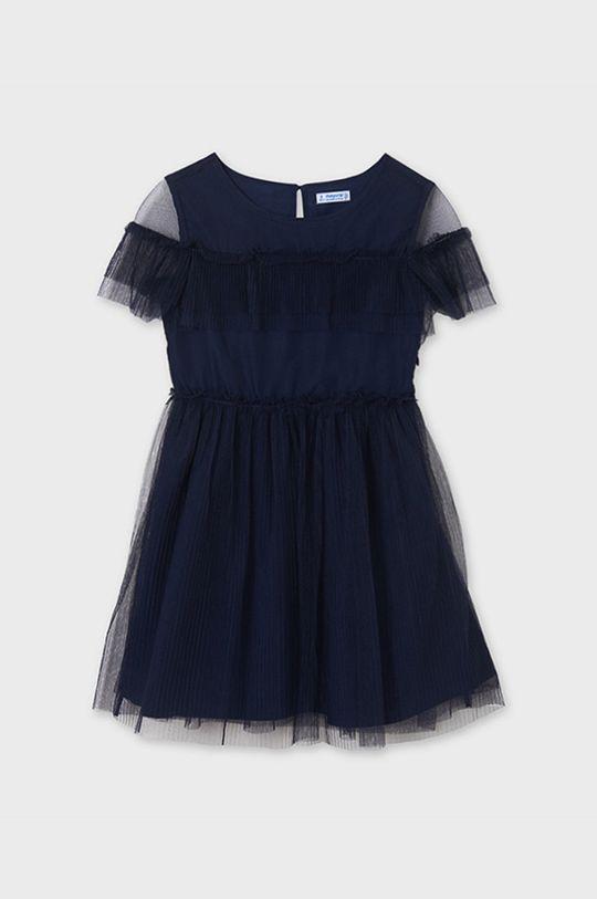 Mayoral - Dievčenské šaty  Podšívka: 10% Bavlna, 90% Polyester Základná látka: 100% Polyester