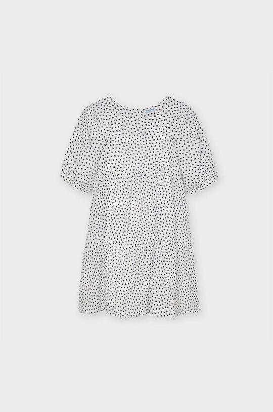 biela Mayoral - Dievčenské šaty Dievčenský