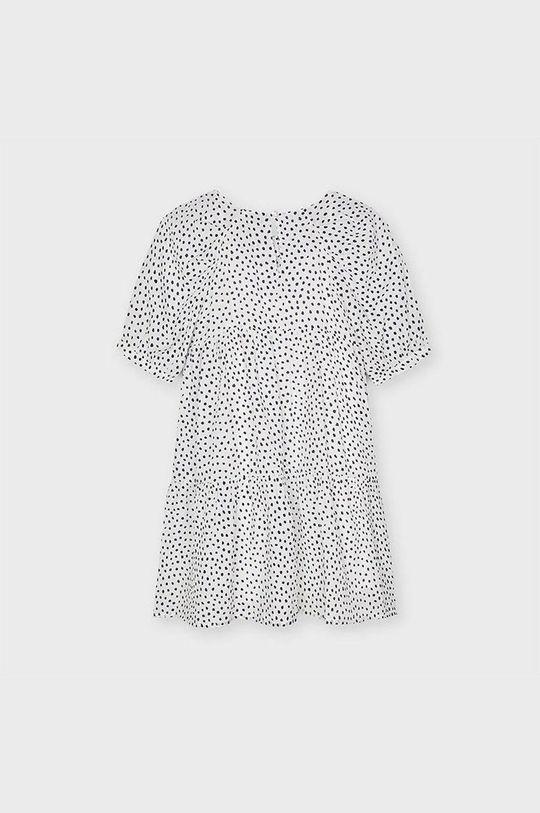 Mayoral - Dievčenské šaty biela