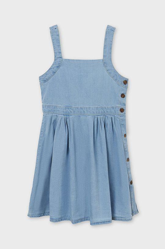 Mayoral - Rochie fete albastru pal