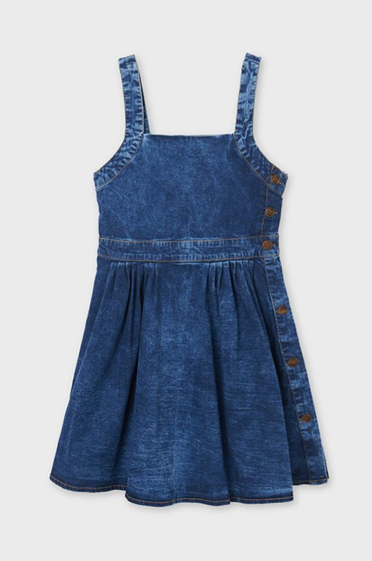 Mayoral - Dievčenské šaty  98% Bavlna, 2% Elastan