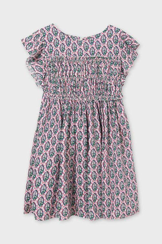 ružová Mayoral - Dievčenské šaty Dievčenský