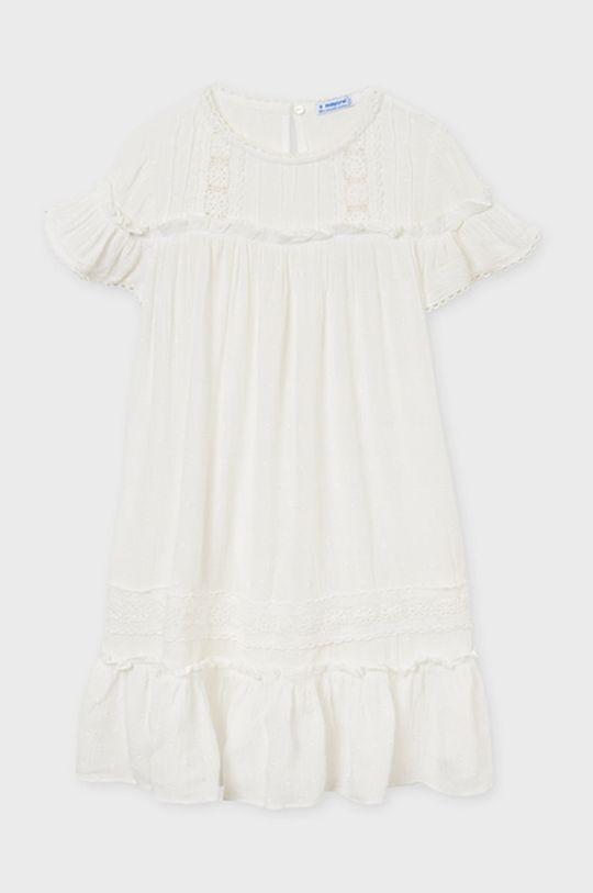 Mayoral - Sukienka dziecięca 5 % Bawełna, 95 % Wiskoza