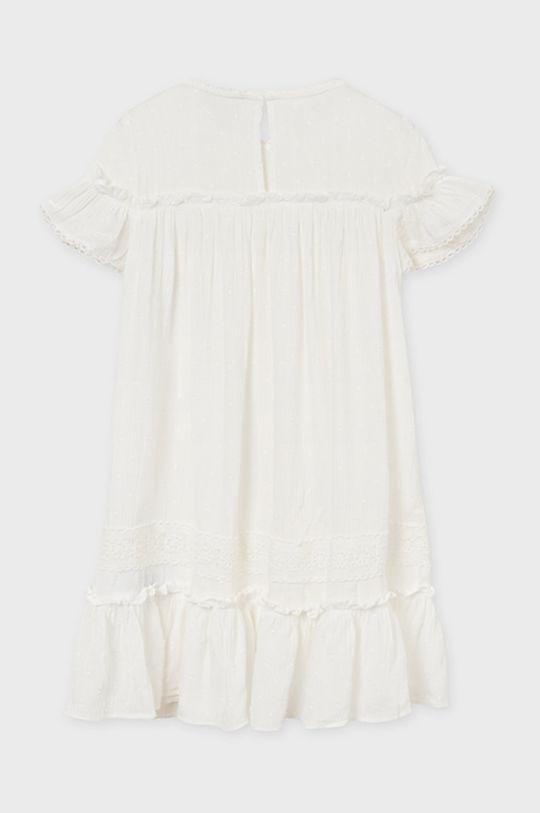 kremowy Mayoral - Sukienka dziecięca