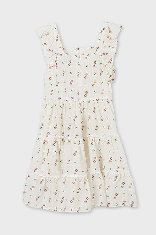 piaskowy Mayoral - Sukienka dziecięca