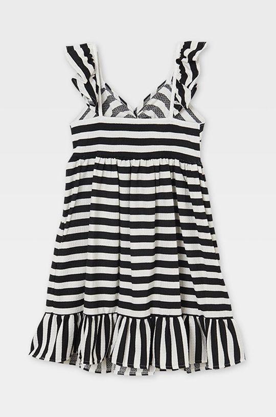 Mayoral - Dievčenské šaty čierna