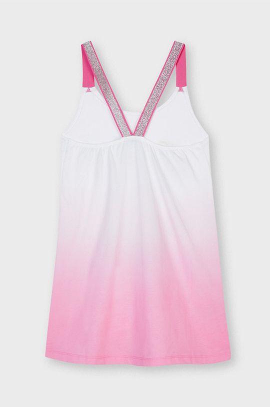 Mayoral - Dievčenské šaty bledofialový