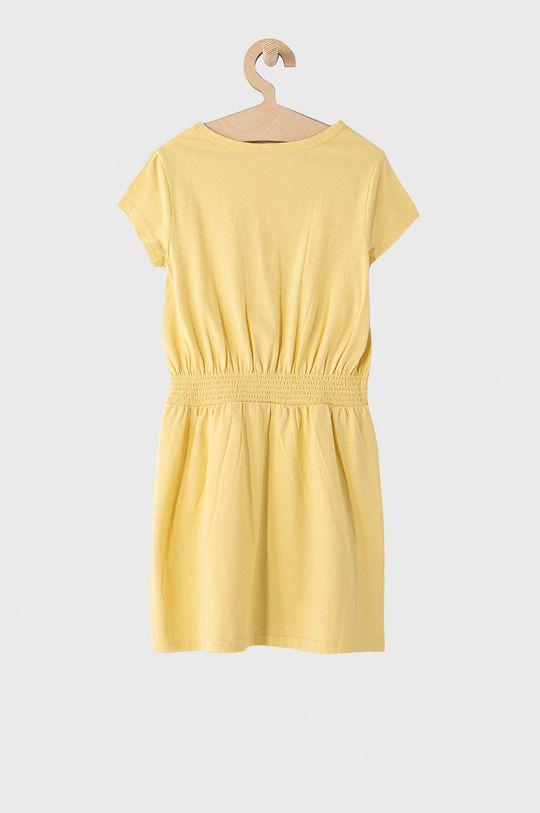 Polo Ralph Lauren - Dievčenské šaty 128-176 cm žltá