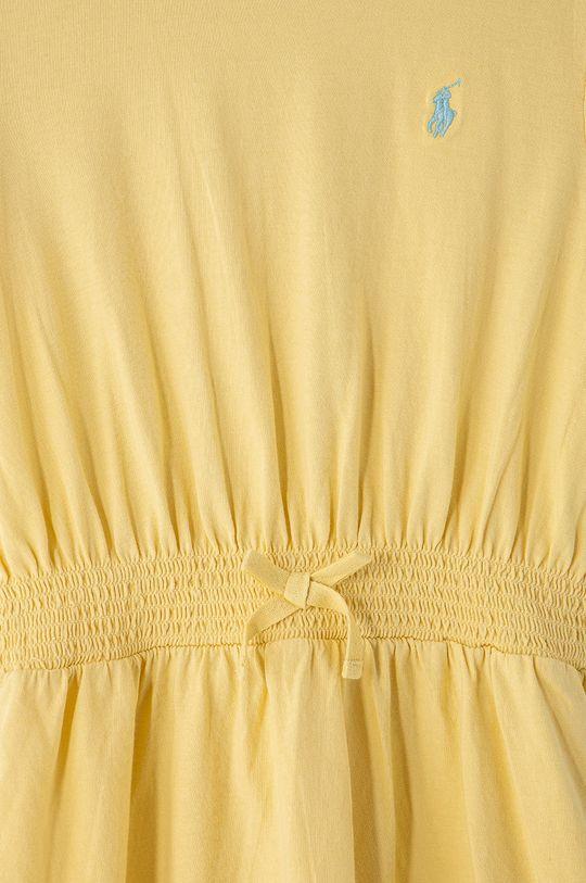 Polo Ralph Lauren - Dievčenské šaty 128-176 cm  100% Bavlna