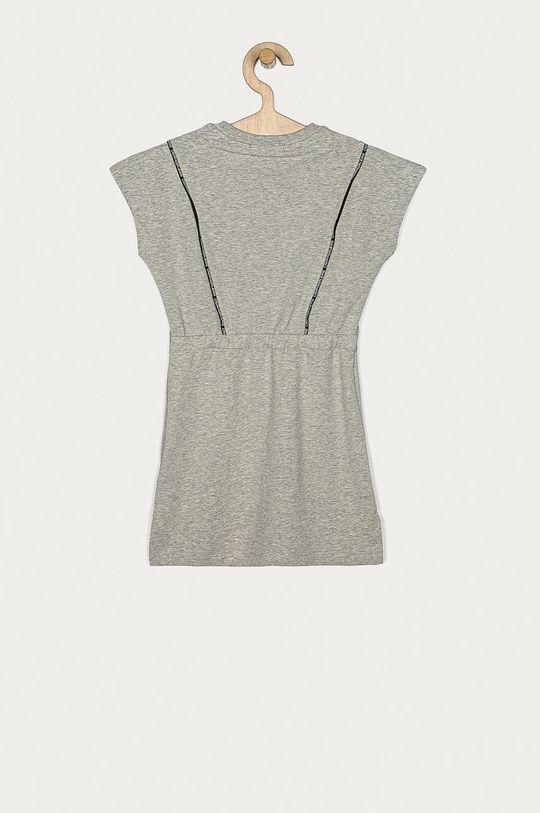 Calvin Klein Jeans - Dívčí šaty 104-176 cm světle šedá