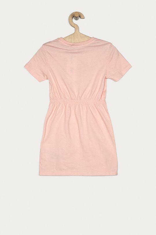 Calvin Klein Jeans - Sukienka dziecięca 104-176 cm różowy