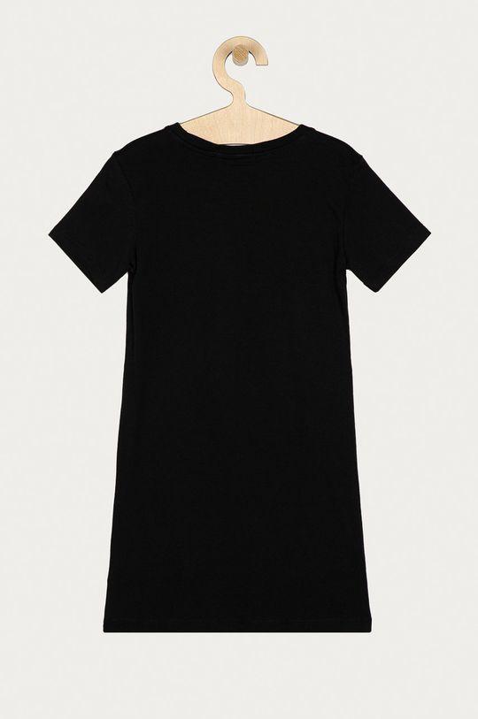 Calvin Klein Jeans - Dívčí šaty 128-176 cm černá