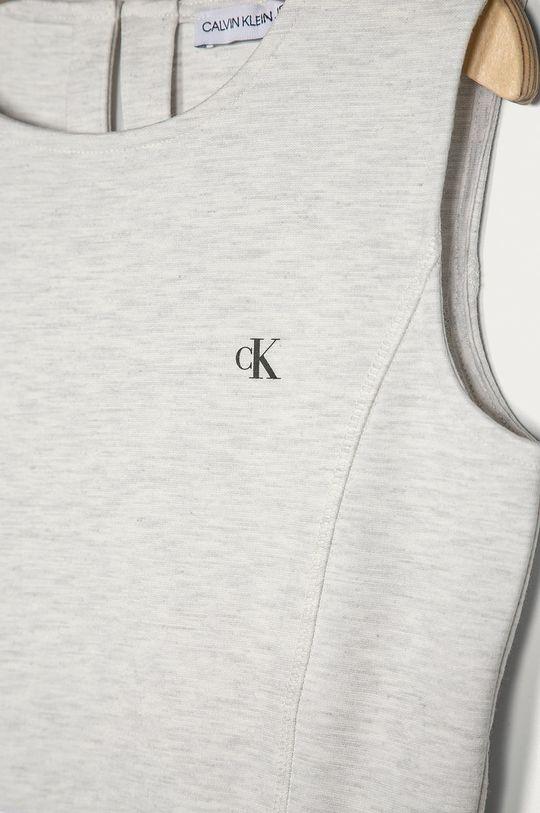 Calvin Klein Jeans - Dívčí šaty 140-176 cm  5% Elastan, 29% Polyamid, 66% Viskóza