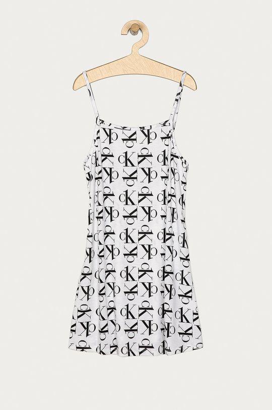 biały Calvin Klein Underwear - Sukienka Dziewczęcy