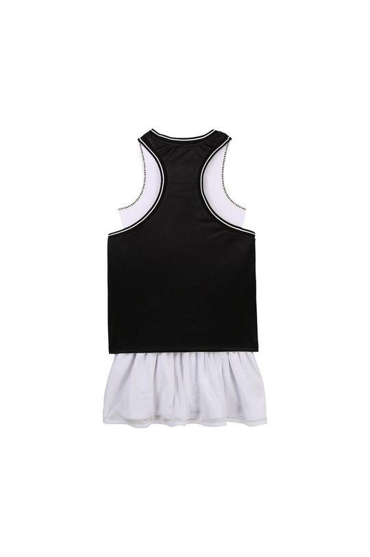 Dkny - Sukienka dziecięca Materiał 1: 100 % Poliester, Materiał 2: 95 % Bawełna, 5 % Elastan