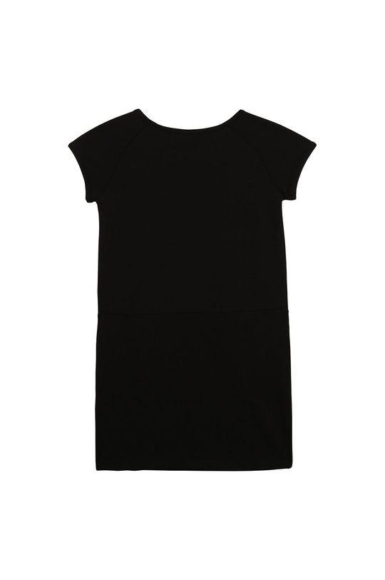 Karl Lagerfeld - Sukienka dziecięca czarny