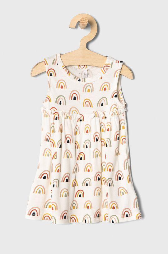 biały Name it - Sukienka dziecięca 68-86 cm Dziewczęcy