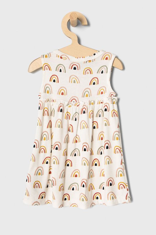 Name it - Sukienka dziecięca 68-86 cm biały