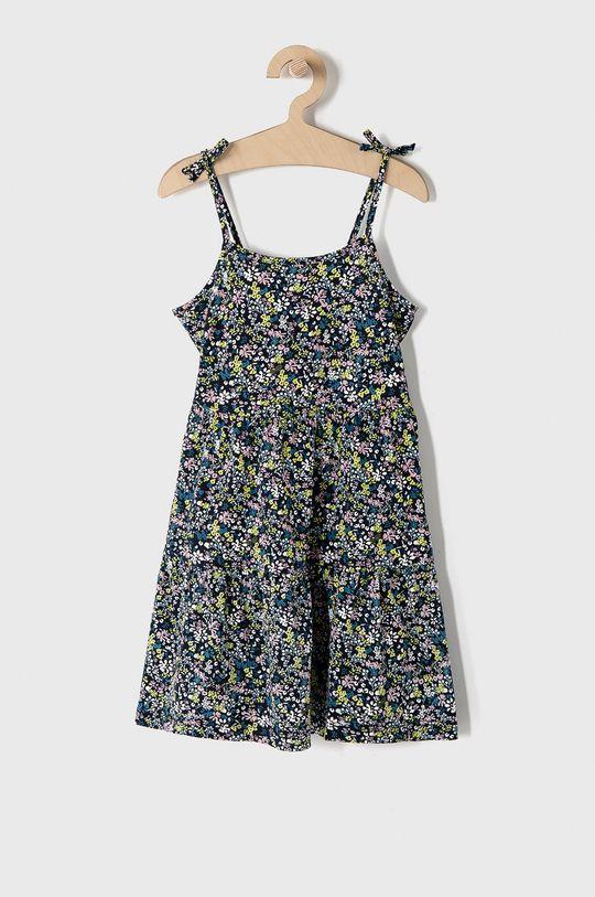námořnická modř Name it - Dívčí šaty 128-164 cm Dívčí