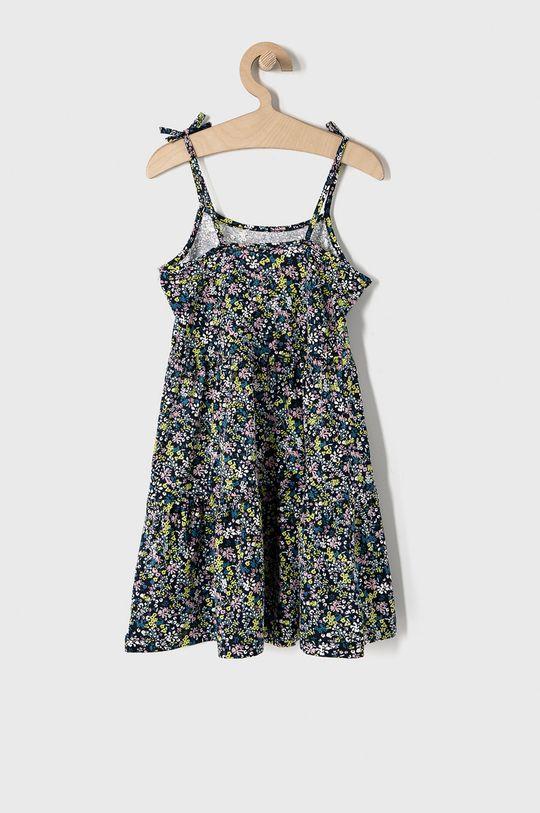 Name it - Dívčí šaty 128-164 cm námořnická modř