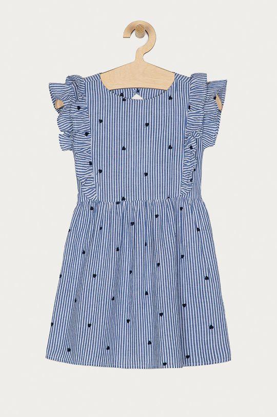albastru Name it - Rochie fete 116-152 cm De fete