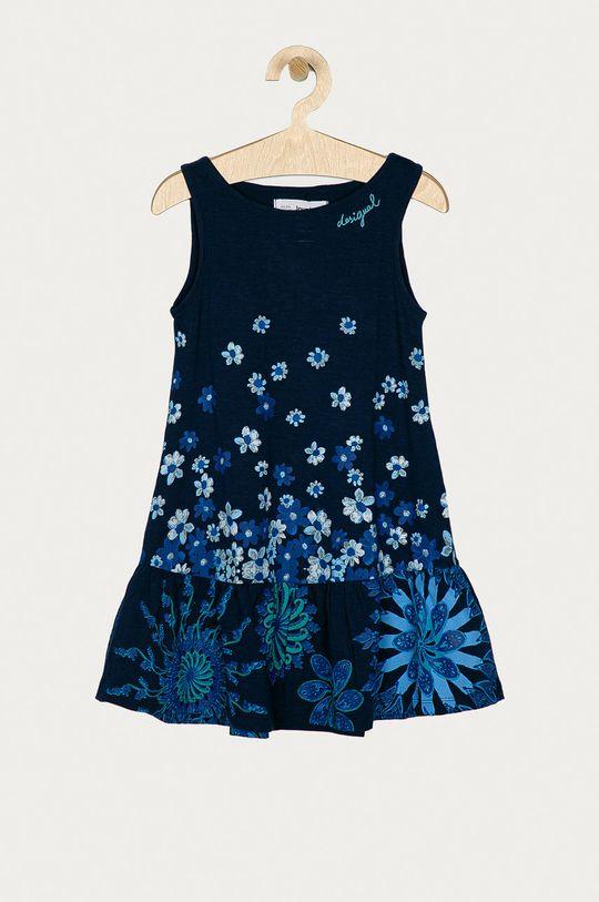 granatowy Desigual - Sukienka dziecięca 104-164 cm Dziewczęcy