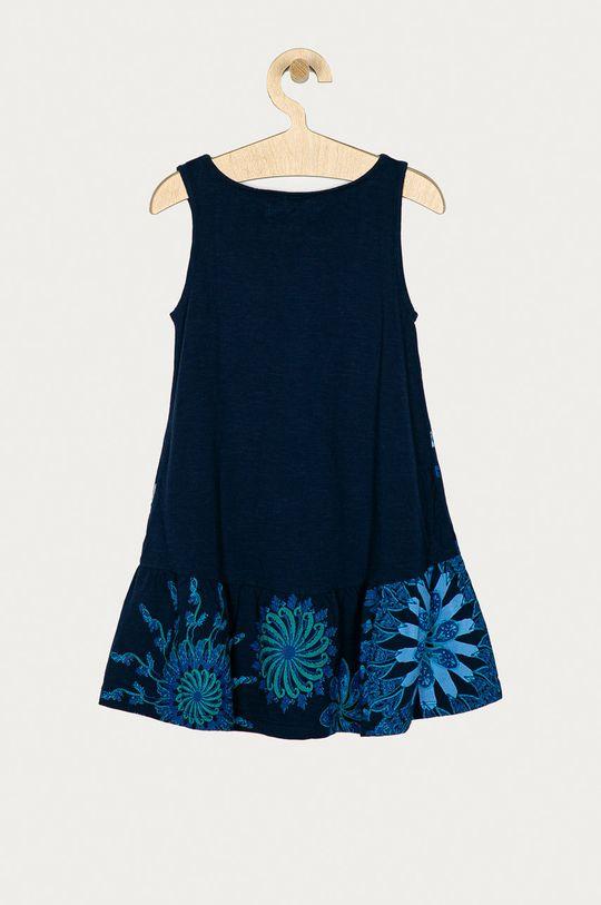 Desigual - Sukienka dziecięca 104-164 cm granatowy